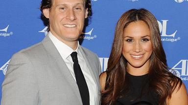 Meghan Markle has asked ex-hubby Trevor Engelson to hold off on THAT TV show