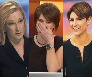 ABC under fire for having women only on International Women's Day