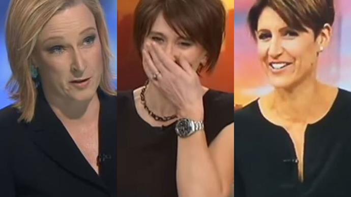 ABC under fire for having women only on International Women's Day