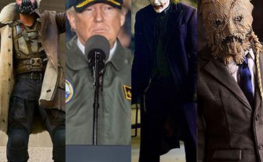 Who said it: Donald Trump or Batman villain?