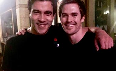 Home and Away hangs: Your favourite Summer Bay stars on and off set