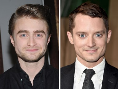 Celebrities who look so much like another celebrity, it's frightening