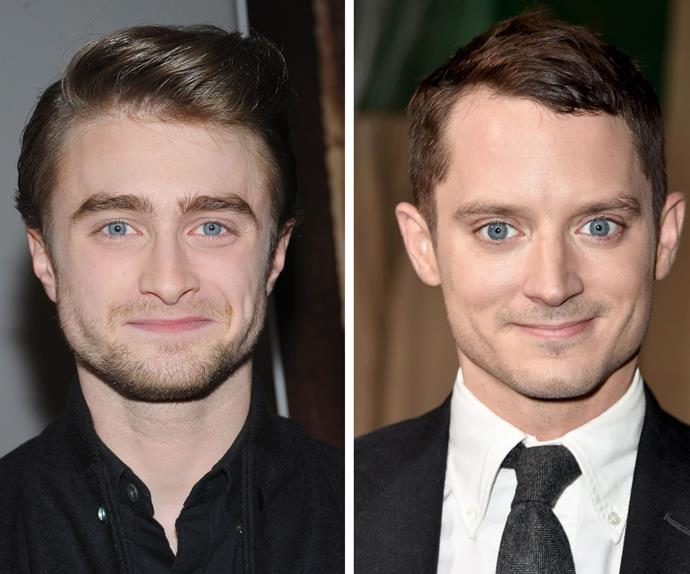 Daniel Radcliffe, Elijah Wood
