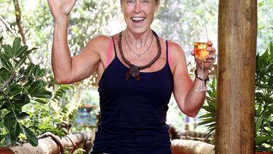 """""""It was beyond excitement!"""" Lisa Curry is finally reunited with her fiancé"""