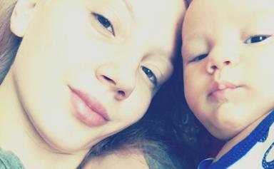 Cancer-stricken teen mum forgoes treatment to give birth to her adorable son