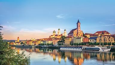 Win a luxury European river cruise with APT for you and three girlfriends, valued at over $40,000