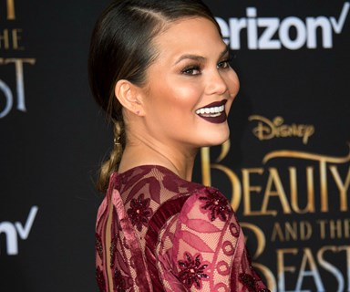 Chrissy Teigen doesn't have time for your unsolicited parenting advice