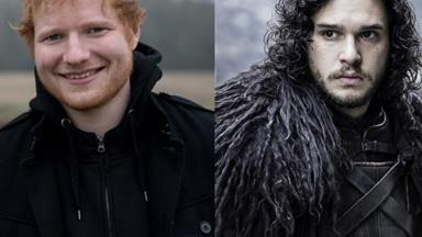 Move over Jon Snow! Ed Sheeran set to make cameo in Game of Thrones