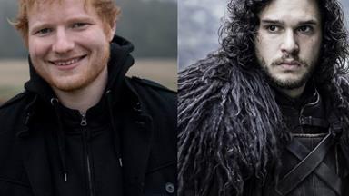 Move over Jon Snow! Ed Sheeran set to make cameo in Game of Thrones