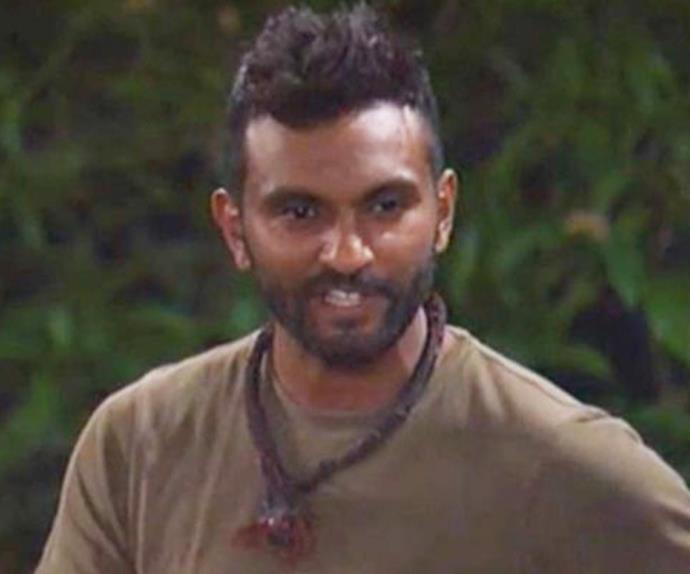 Nazeem Hussain, I'm A Celebrity Get Me Out Of Here