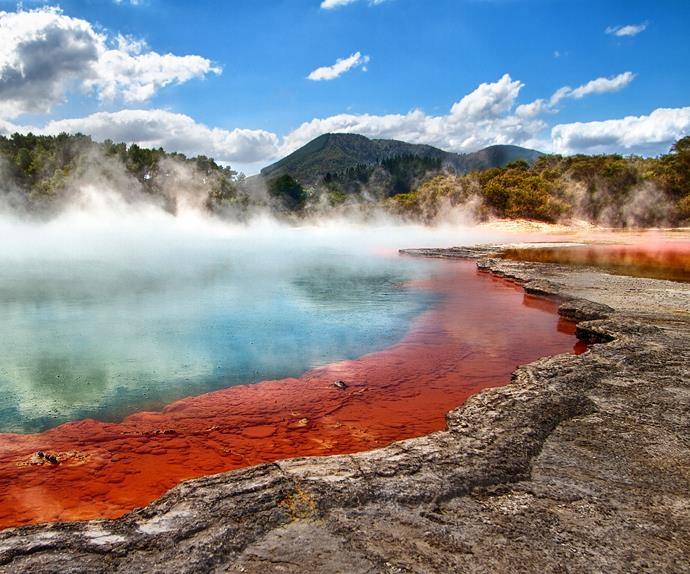 rotorua thermal waters hot springs new zealand
