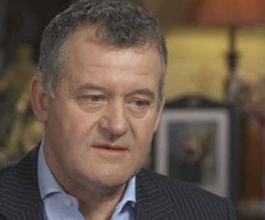 "Paul Burrell reveals letters from Princess Diana ""prophesied her own death"""