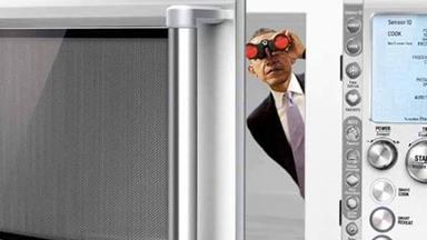 """Kellyanne Conway adds to Trump's wiretapping claims, citing """"microwaves that turn into cameras"""""""