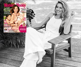 Sarah Wilson reveals a very personal trauma to The Australian Women's Weekly