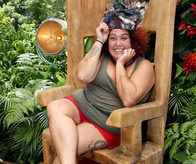 """""""I feel physically and mentally lighter:"""" Casey Donovan on how the jungle changed her forever"""
