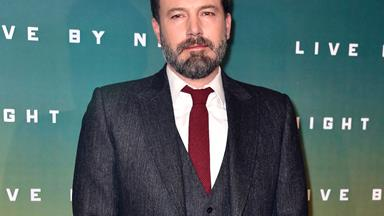 Ben Affleck reveals recent stint in rehab for alcohol addiction