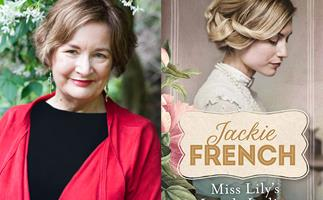 jackie french miss lily's lovely ladies