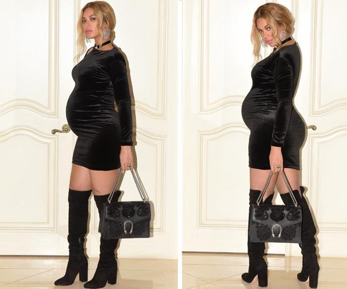 Did Beyoncé just reveal her twins' gender?