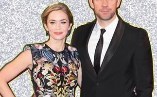 Emily Blunt and John Krasinski to co-star in a new thriller