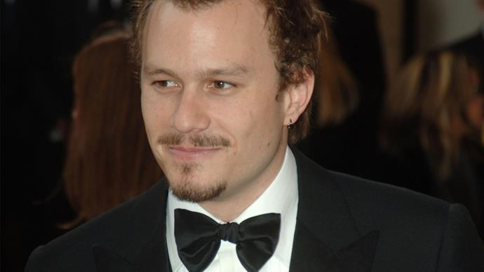 Why did Heath Ledger refuse to work in a Baz Lurhmann film?
