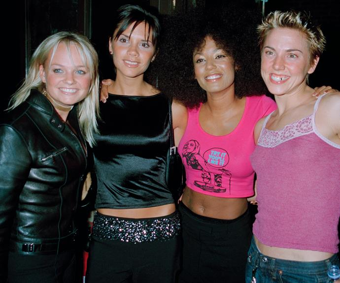 The Spice Girls took the music world by storm in 1994.
