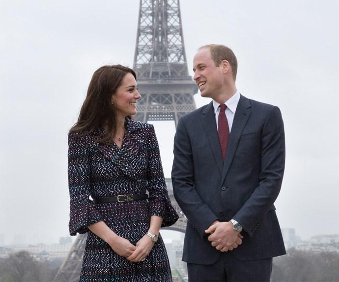 Duchess Catherine and Prince William
