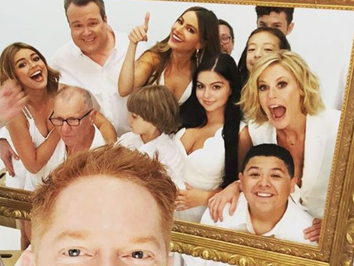 Modern Family cast in mourning