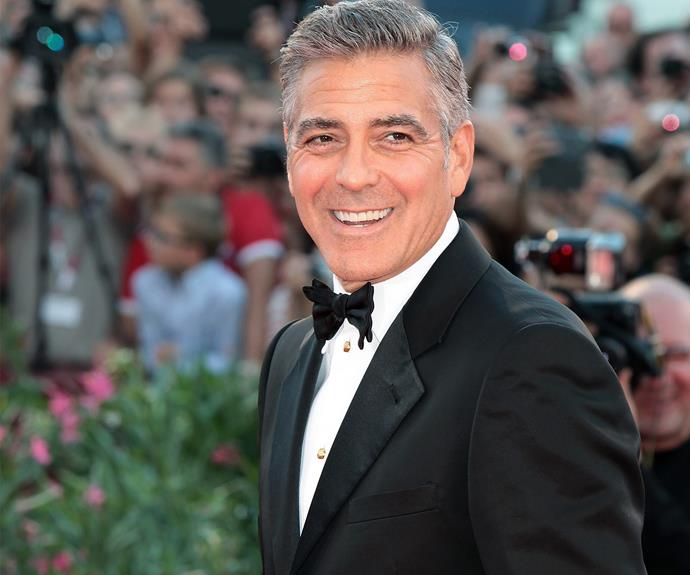 George Clooney once checked into a hotel under the name 'Arnold Schwarzenegger', but who knows if that's the pranksters go-to.