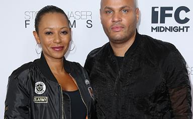 Mel B files for divorce from hubby Stephen Belafonte