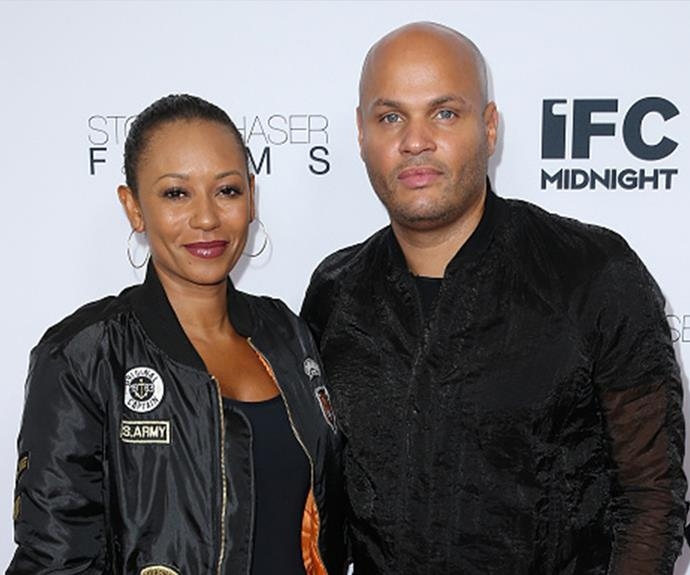 The former Spice Girl was married to Stephen Belafonte for 10 years. The pair have a daughter together, Madison, 6. Photo: Getty Images