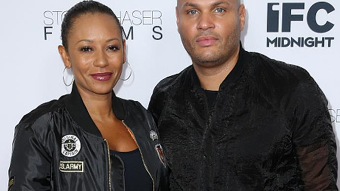 Mel B is divorcing husband Stephen Belafonte