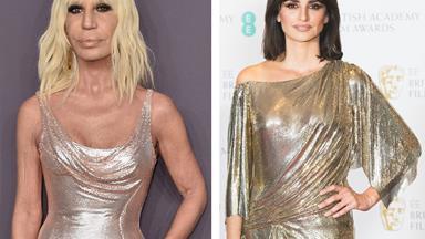 Mark your calendars: Penélope Cruz is set to transform into Donatella Versace for TV
