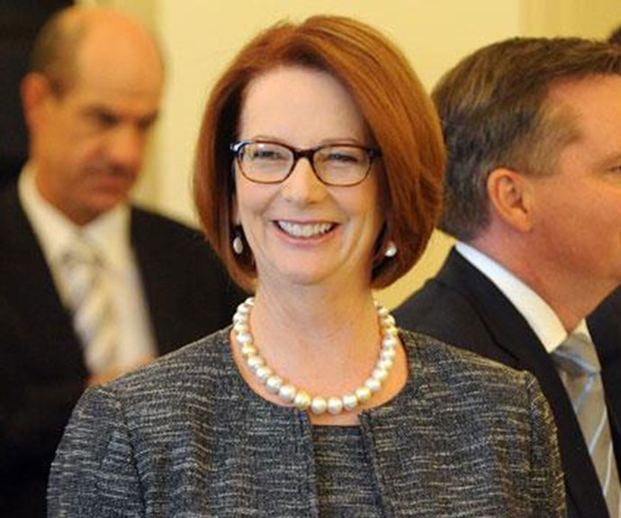 Julia Gillard is now the chair of beyondblue