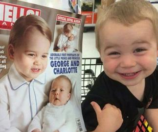babies look EXACTLY like celebrities