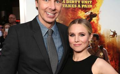 Kristen Bell credits therapy for happy marriage