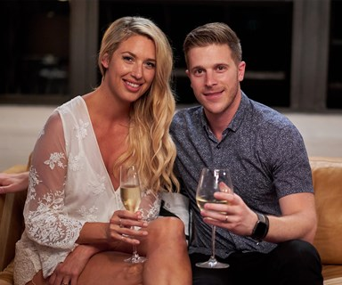 MAFS: Jesse reacts after being dumped by Michelle