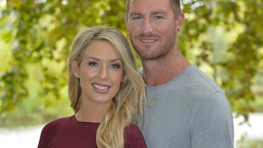 EXCLUSIVE: Married At First Sight's Sharon and Nick's exciting news