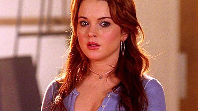 Lindsay Lohan, The Antisocial Network