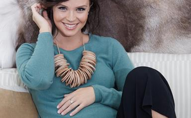 """""""It's all going to be so worth it!"""" Lauren Brant on her pregnancy struggles"""