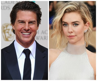 Tom Cruise has fallen for Mission Impossible costar Vanessa Kirby