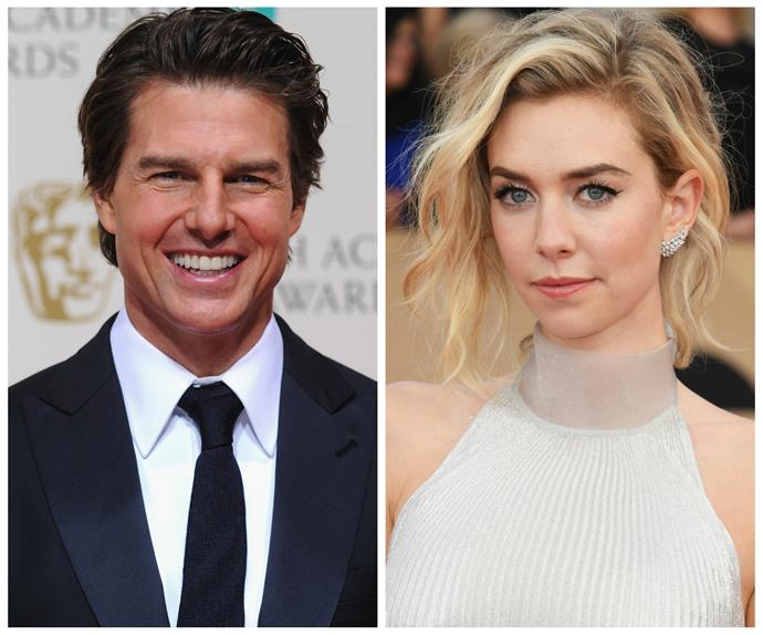 Tom Cruise, Vanessa Kirby