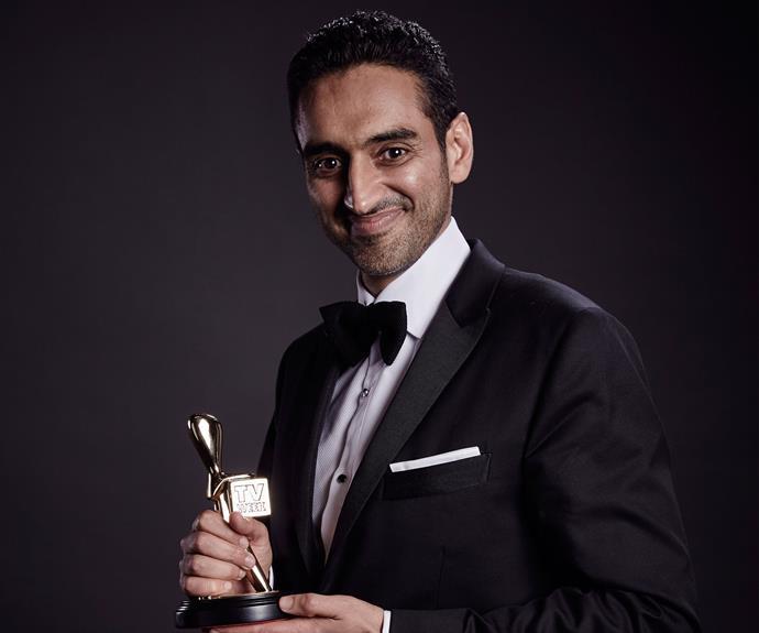 2016 TV WEEK Gold Logie Winner Waleed Aly