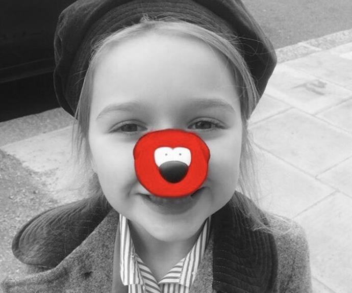 In honour of Red Nose Day 2017, Victoria Beckham has taken to Instagram to share two adorable snaps of her five-year-old daughter, Harper. It's clear the much-loved Beckham Family are doing their bit for the important charity! Click to see the next picture…