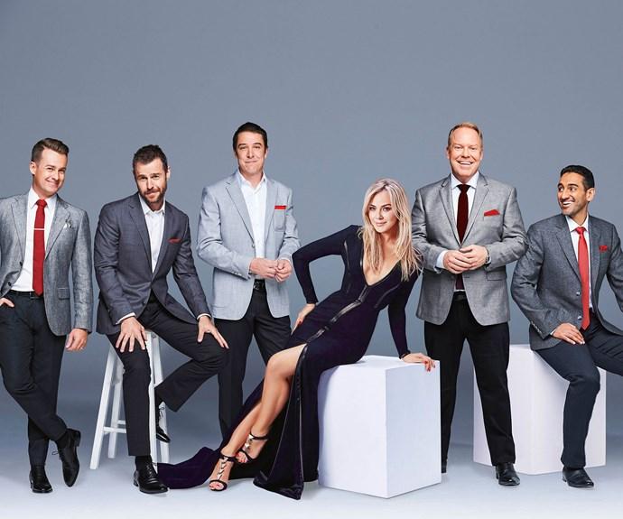 2017 TV WEEK Logie Awards nominees in the Best categories