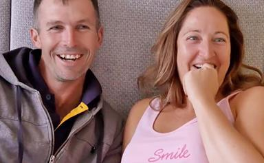 Wipes away those tears, Australia: MAFS' Sean and Susan may actually still be TOGETHER