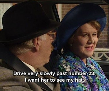 6 life lessons we learnt from Hyacinth Bucket