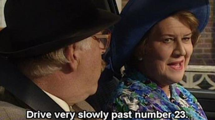 Keeping Up Appearances Hyacinth