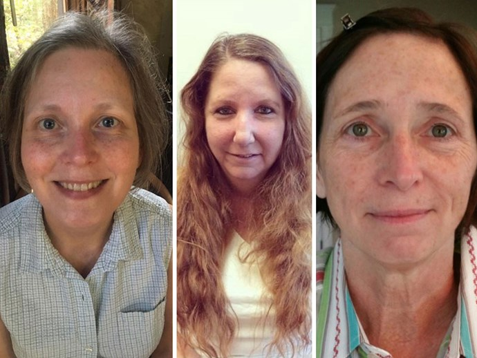 Mother of the bride makeovers
