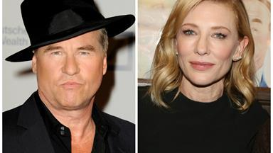 Val Kilmer can't stop tweeting about Cate Blanchett and it's a little strange