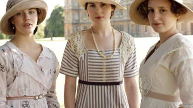 The Downton Abbey actress getting real about living with an eating disorder
